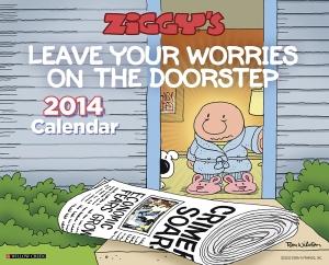 2014 Ziggy Calendar