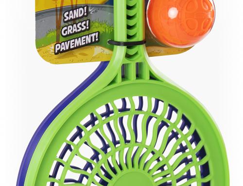 An E-Z Slam 'n Bounce for Tucker Toys