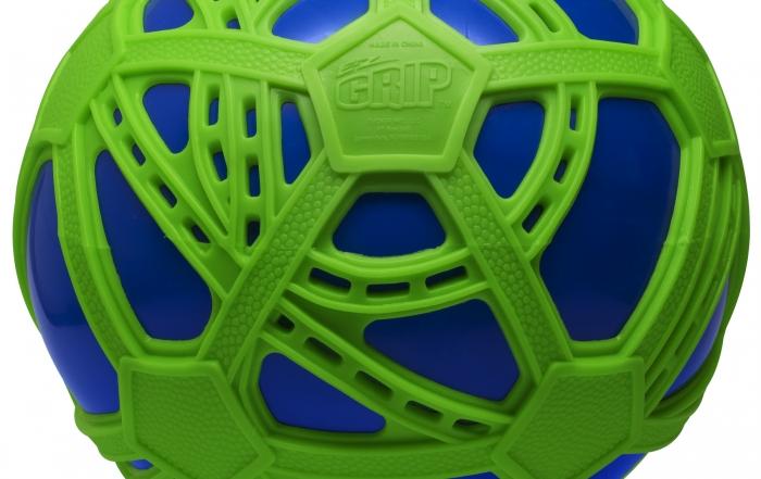 EZ Grip Soccer Blue-Green