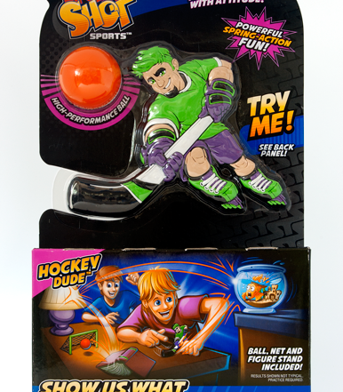 Trick Shot Sports Hockey (deluxe)