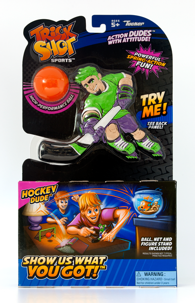 Trick Shot Sports Hockey (deluxe)