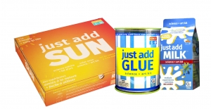 Just Add Sun, Just Add Glue, Just Add Milk #STEAM kits from Griddly Games