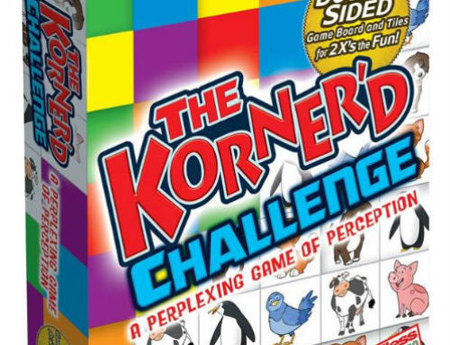 Endless Games Has Got You Korner'd