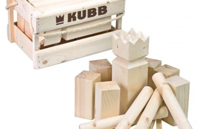 Kubb, outdoor game by Tactic Games