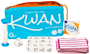 Show Me The Kwan from Griddly Games