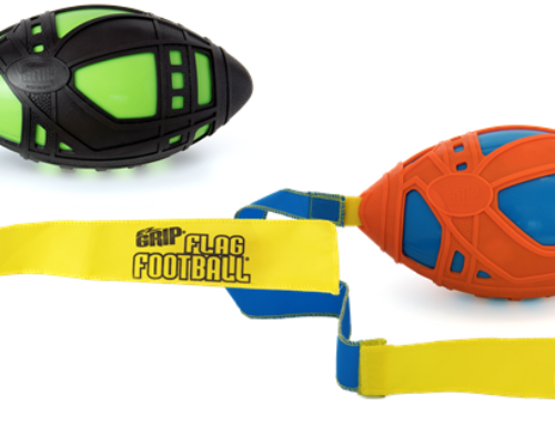 Tucker Toys Makes Flag Football E-Z