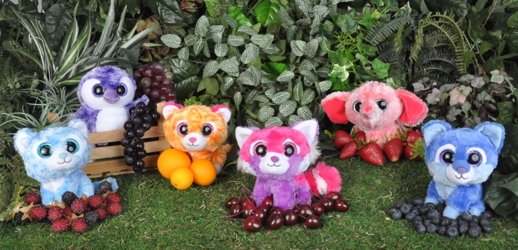Sassy Scents, the free plush you'll recieve when you order from www.WildRepublic.com