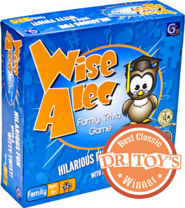 Wise Alec Dr Toy Classic