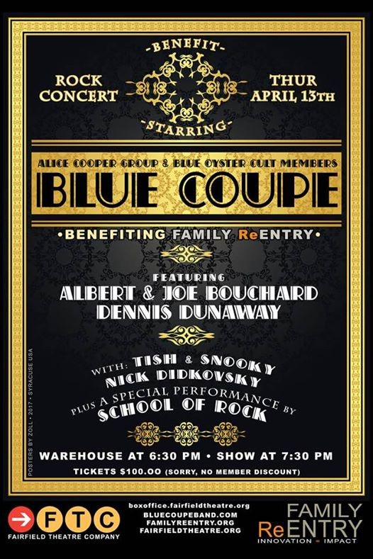 blue coupe flyer