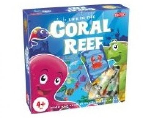 Discover Undersea Fun in Tactic's New Coral Reef Game