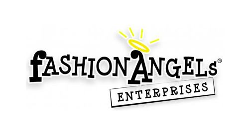 logo for fashion angels enterprises