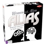 women vs men alias